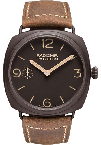 Panerai Watches - Radiomir 3 Days - Style No: PAM00504