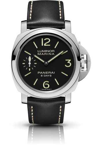 Panerai Watches - Luminor Marina 8 Days - Style No: PAM00510