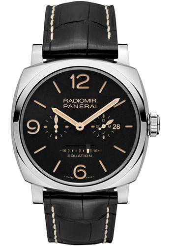 Panerai Watches - Radiomir 1940 Equation of Time 8 Days - Style No: PAM00516