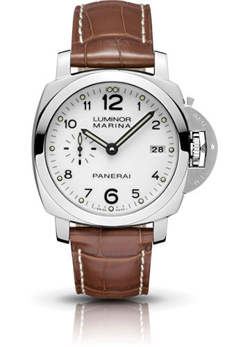 Panerai Watches - Luminor 1950 3 Days Automatic Acciaio - Style No: PAM00523