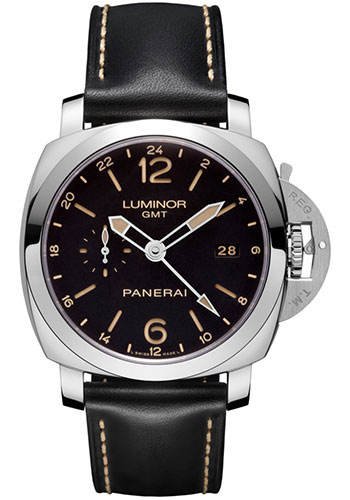 Panerai Watches - Luminor 1950 3 Days GMT 24H Automatic - Style No: PAM00531