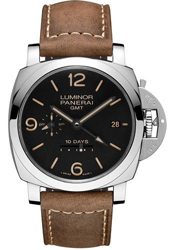Panerai Watches - Luminor 1950 10 Days GMT Automatic - Style No: PAM00533