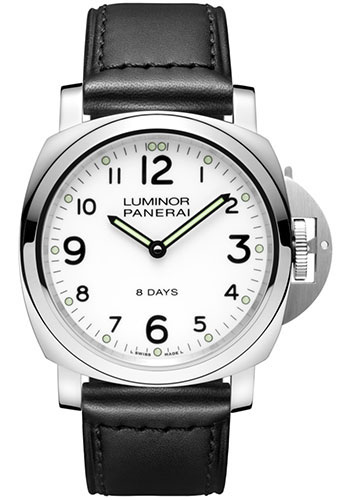 Panerai Watches - Luminor Base 8 Days - Style No: PAM00561