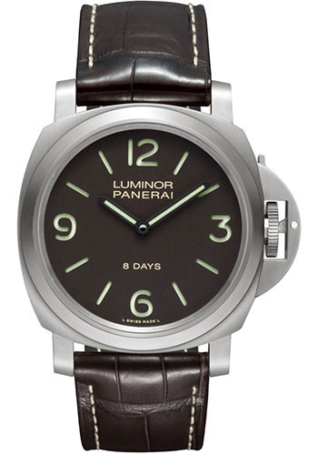 Panerai Watches - Luminor Base 8 Days - Style No: PAM00562