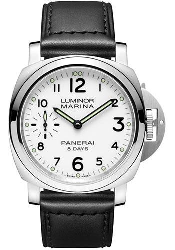 Panerai Watches - Luminor Marina 8 Days - Style No: PAM00563