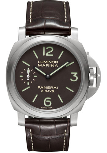 Panerai Watches - Luminor Marina 8 Days - Style No: PAM00564