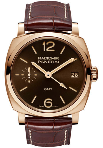 Panerai Watches - Radiomir 1940 3 Days GMT - Style No: PAM00570
