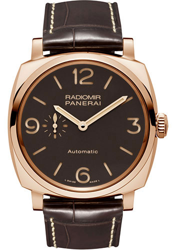 Panerai Watches - Radiomir 1940 3 Days Automatic - Style No: PAM00573