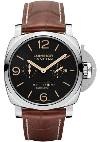 Panerai Watches - Luminor 1950 Equation of Time 8 Days - Style No: PAM00601