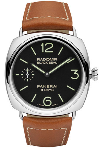 Panerai Watches - Radiomir Black Seal 8 Days - Style No: PAM00609
