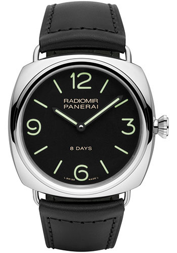 Panerai Watches - Radiomir Black Seal 8 Days - Style No: PAM00610