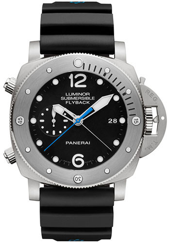 Panerai Watches - Luminor Submersible 1950 3 Days Chrono Flyback - Style No: PAM00614