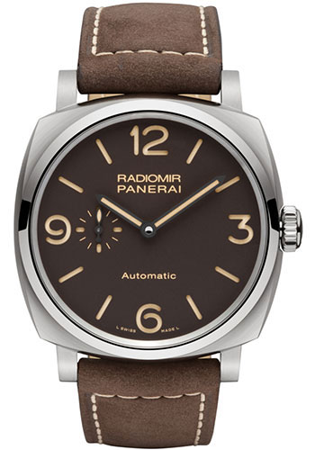 Panerai Watches - Radiomir 1940 3 Days Automatic - Style No: PAM00619