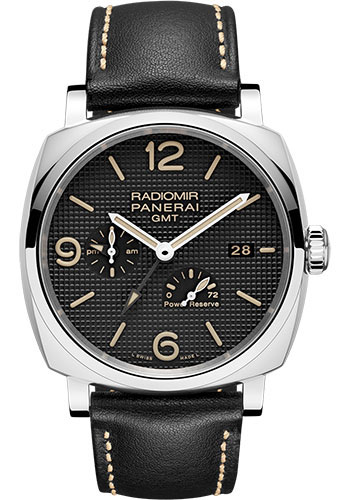Panerai Watches - Radiomir 1940 3 Days GMT Power Reserve Automatic - Style No: PAM00628