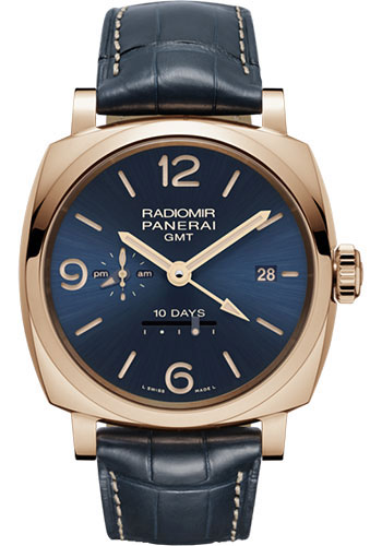Panerai Watches - Radiomir 1940 10 Days GMT Automatic - Style No: PAM00659