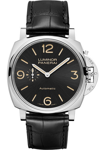 Panerai Watches - Luminor Due 3 Days Automatic - Style No: PAM00674