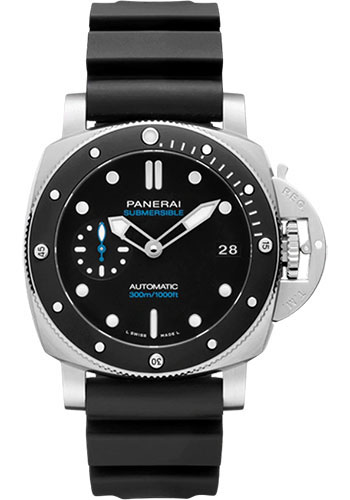 Panerai Watches - Luminor Submersible 3 Days Automatic - 42mm - Stainless Steel - Style No: PAM00683