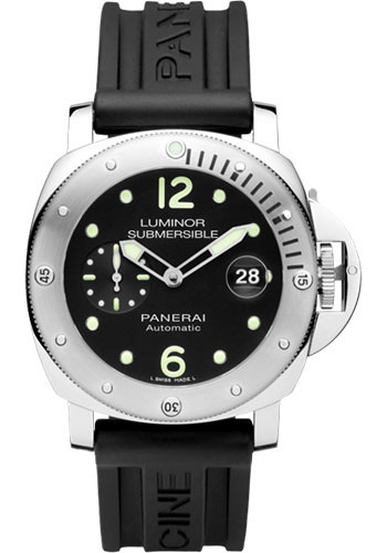 Panerai Watches - Luminor Submersible Automatic - Style No: PAM01024