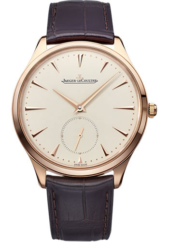 Jaeger-LeCoultre Watches - Master Ultra Thin Small Second - Style No: Q1272510