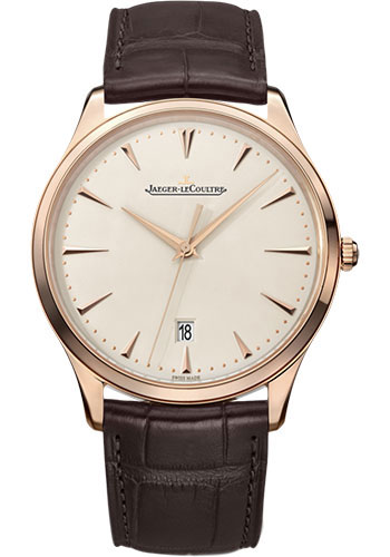 Jaeger-LeCoultre Watches - Master Grande Ultra Thin Date - Style No: Q1282510