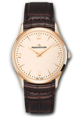 Jaeger-LeCoultre Watches - Master Ultra Thin Ultra Thin 38 - Style No: Q1342420