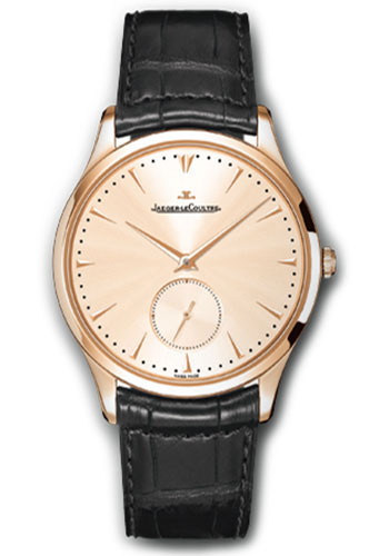 Jaeger-LeCoultre Watches - Master Grande Ultra Thin Small Second - Style No: Q1352420