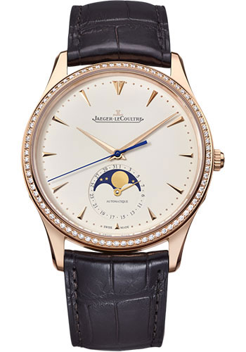 Jaeger-LeCoultre Watches - Master Ultra Thin Moon 39 - Style No: Q1362501