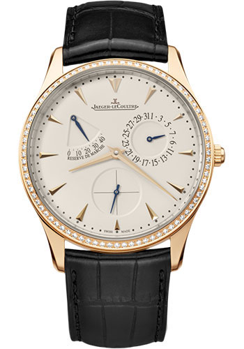 Jaeger-LeCoultre Watches - Master Ultra Thin Reserve de Marche - Style No: Q1372501