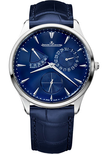 Jaeger-LeCoultre Watches - Master Ultra Thin Reserve de Marche - Style No: Q1378480