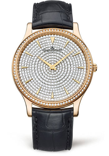 Jaeger-LeCoultre Watches - Master Ultra Thin Ultra Thin - Style No: Q1452507