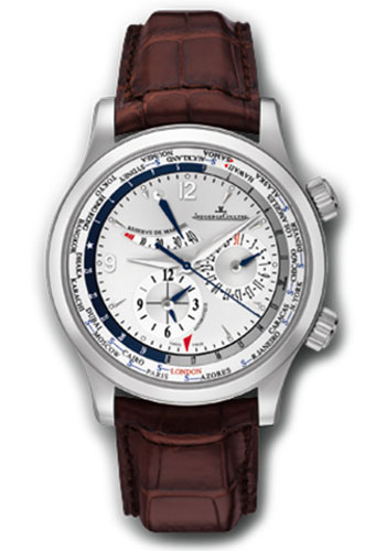 Jaeger-LeCoultre Watches - Master Control World Geographic - Style No: Q1528420