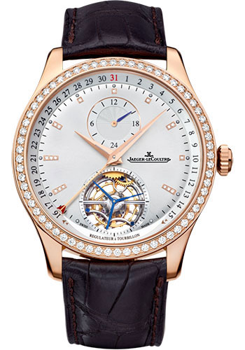 Jaeger-LeCoultre Watches - Master Control Tourbillon - Style No: Q1562401