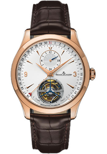 Jaeger-LeCoultre Watches - Master Control Tourbillon Dualtimer - Style No: Q1562521