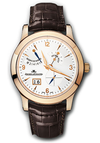 Jaeger-LeCoultre Watches - Master Control Eight Days - Style No: Q1602420