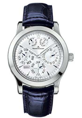 Jaeger-LeCoultre Watches - Master Control Eight Days Perpetual - Style No: Q161642A