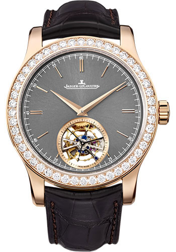 Jaeger-LeCoultre Watches - Master Grand Tourbillon - Style No: Q1662451