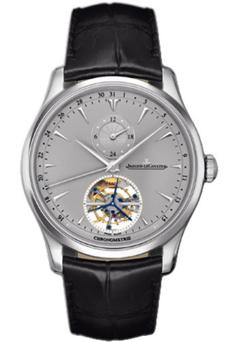 Jaeger-LeCoultre Watches - Master Grande Tradition a Tourbillon 43 - Style No: Q1666520