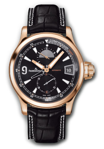 Jaeger-LeCoultre Watches - Master Compressor GMT - Style No: Q1732441