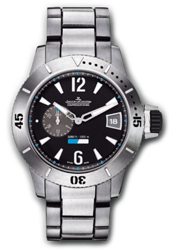 Jaeger-LeCoultre Watches - Master Compressor Diving GMT 46.3mm - Style No: Q184T170