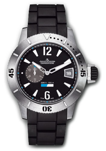 e13a37067c9 Jaeger-LeCoultre Style No: Q184T770 Jaeger-LeCoultre Master Compressor  Diving GMT 46.3mm Watch