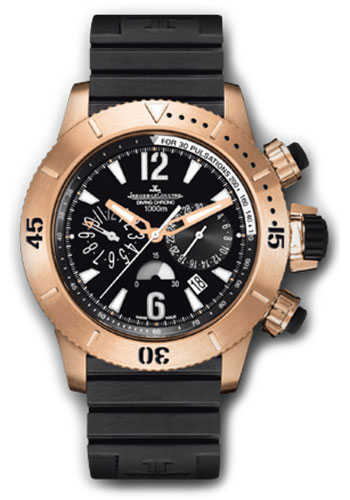 Jaeger-LeCoultre Watches - Master Compressor Diving Chronograph - Style No: Q1862640