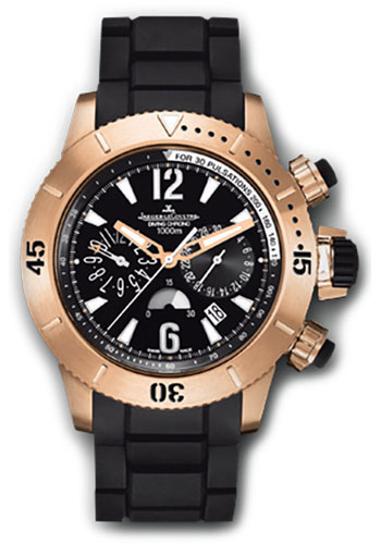 Jaeger-LeCoultre Watches - Master Compressor Diving Chronograph - Style No: Q1862740