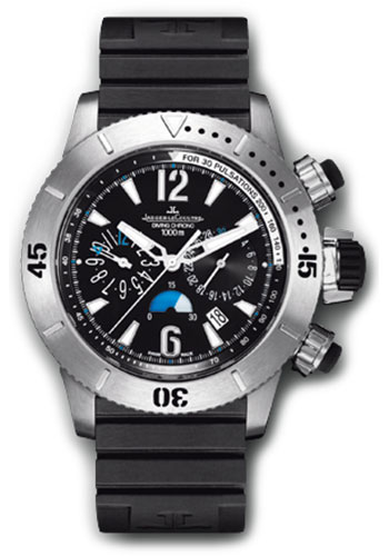 Jaeger-LeCoultre Watches - Master Compressor Diving Chronograph - Style No: Q186T670