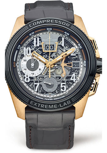 Jaeger-LeCoultre Watches - Master Compressor Extreme LAB 2 - Style No: Q2032540