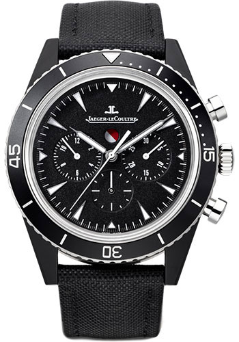 Jaeger-LeCoultre Watches - Master Extreme Jaeger-LeCoultre Deep Sea Chronograph Cermet - Style No: Q208A570
