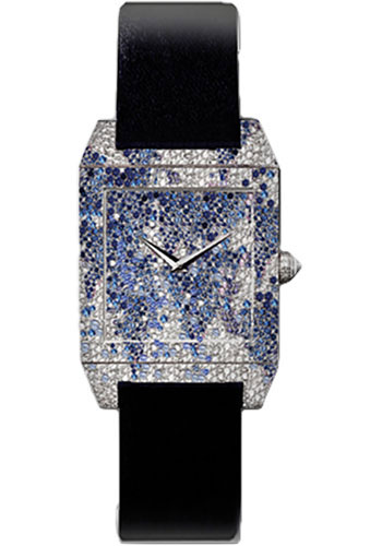 Jaeger-LeCoultre Watches - Reverso Joaillerie Art Ice - Style No: Q2343403