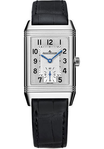 Jaeger-LeCoultre Watches - Reverso Classic Medium Duoface Small Seconds - Style No: Q2458420