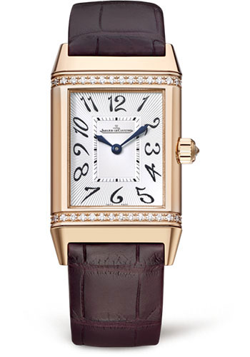 Jaeger-LeCoultre Watches - Reverso Joaillerie Duetto Classique - Style No: Q2562402