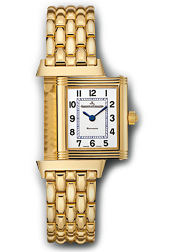 Jaeger-LeCoultre Watches - Reverso Classique Lady Gold - Style No: Q2601110