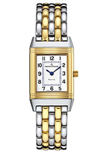 Jaeger-LeCoultre Watches - Reverso Classique Lady Steel And Gold - Style No: Q2605110